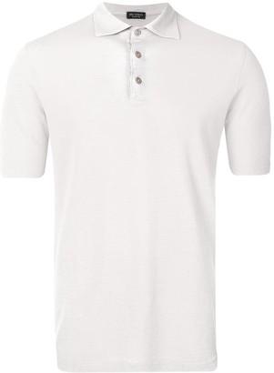 Dell'oglio slim polo T-shirt