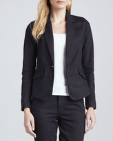 Joe's Jeans Azalea Twill Suit Jacket