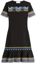 Peter Pilotto Intarsia Knit Dress