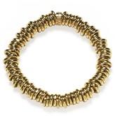 Yellow Gold Starter Charm Bracelet