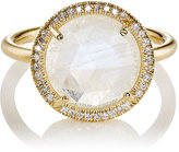 Irene Neuwirth Women's Round-Faced Ring