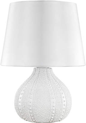Elk Lighting Aruba Outdoor Table Lamp With Pure White Shade
