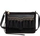 Rebecca Minkoff Multi Tassel Crossbody Bag