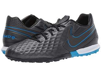 Nike Legend 8 Pro TF (Black/Black/Blue Hero) Cleated Shoes