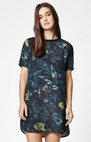 RVCA Senter Printed T-Shirt Dress