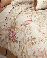 Legacy King Arielle Floral/Bird Duvet Cover