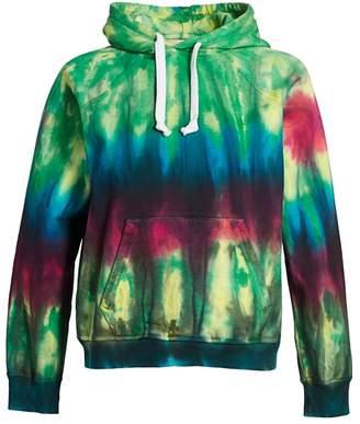 Riley Tie Dyed Hoodie Sweatshirt