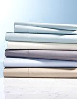 Calvin Klein Florence Stitch Flat Sheet