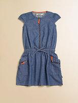 DKNY Toddler's & Little Girl's Chambray Dress