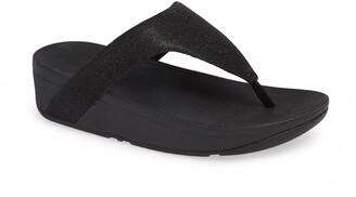 FitFlop Lottie Glitzy Platform Sandal