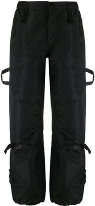 No.21 Cropped Cargo Pants