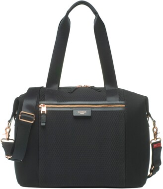 Storksak Stevie Lux Diaper Bag