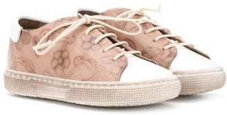 Pépé Floral Sneakers