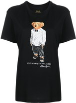 Polo Ralph Lauren Polo Bear logo T-shirt