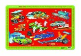 Crocodile Creek Race Car Placemat