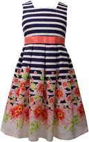 Bonnie Jean Sleeveless Fit & Flare Dress - Big Kid Girls Plus