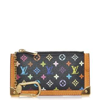 Louis Vuitton Key Pouch Monogram Multicolor