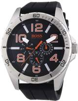 HUGO BOSS Boss Men's Quartz Watch 1512945 1512945 with Plastic Strap