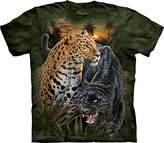 The Mountain Men's Two Jaguars T-Shirt