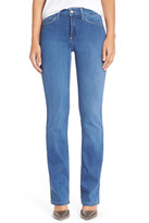 NYDJ &Billie& Stretch Mini Bootcut Jeans (Petite)
