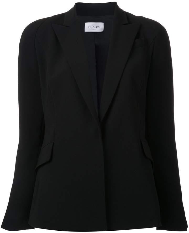 Thierry Mugler classic blazer