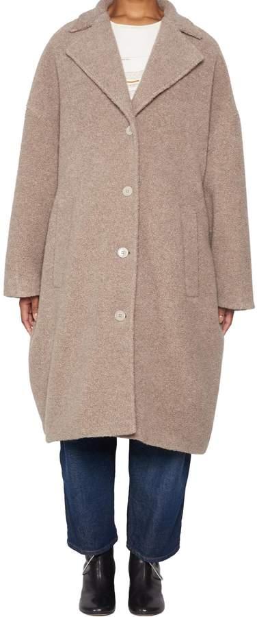 MM6 MAISON MARGIELA 'teddy' Coat