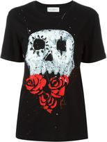 Faith Connexion skull print T-shirt