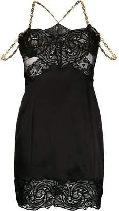 Versace Greca hardware dress