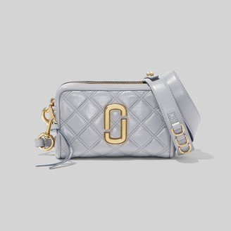 Marc Jacobs The Quilted Softshot 21