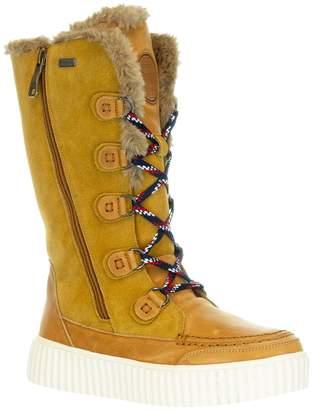 Pajar Caityn Zip-Up Faux Fur Boots