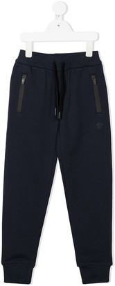 North Sails Kids Tapered-Leg Track Pants