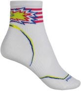 Smartwool PhD Cycle Ultralight Pattern Socks - Merino Wool, Ankle (Women)