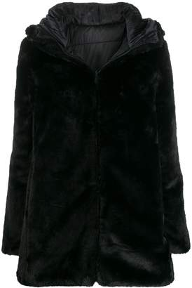 Save The Duck reversible faux fur coat