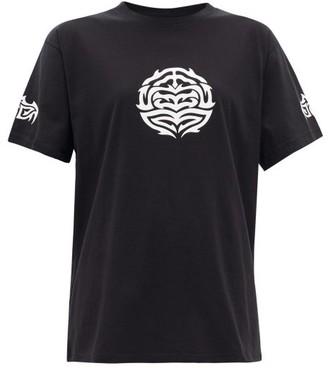 Vetements Longevity Cotton T-shirt - Womens - Black