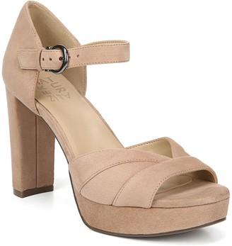 Naturalizer Platform Ankle Strap Sandals -Malina