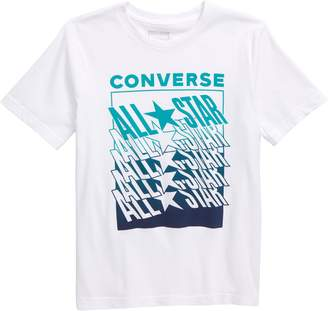 Converse Box Graphic T-Shirt