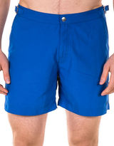 Spenglish Solid Swim Trunks
