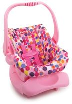 Joovy Doll Infant Car Seat in Pink