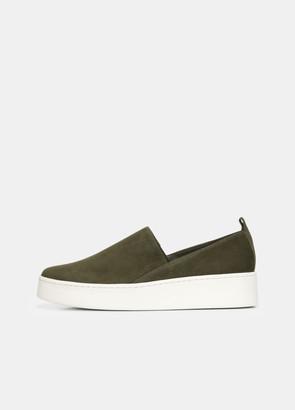 Vince Suede Saxon-2 Slip On Sneaker