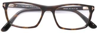 Tom Ford Square Shaped Glasses