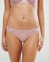 New Look Satin Stitch Hipster Brief