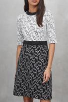Great Plains Zigzag Dress