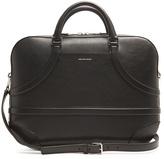 Alexander McQueen Essential leather briefcase