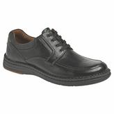 Dunham Black RevCandor Leather Loafer - Men