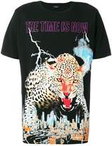 Marcelo Burlon County of Milan Hor print T-shirt