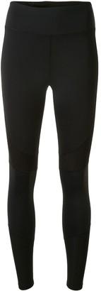 ALALA Vamp panelled leggings