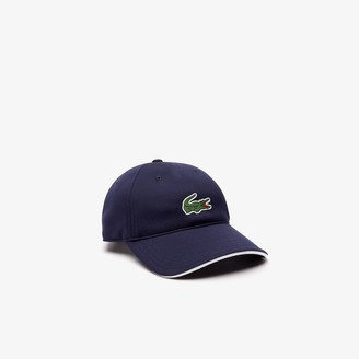 Lacoste Men's SPORT Breathable Pique Golf Cap