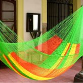 Novica Tropical Passion Large Deluxe Hammock with Accessories (Mexico)