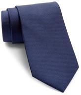 Calvin Klein Solid Scales Silk Tie