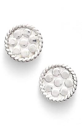 Anna Beck Mini Disc Stud Earrings